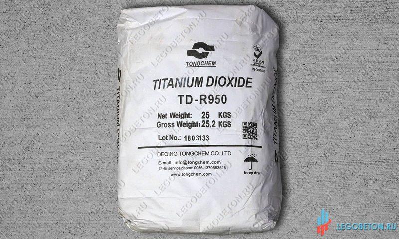 Диоксид титана Tongchem-TD-R950-1