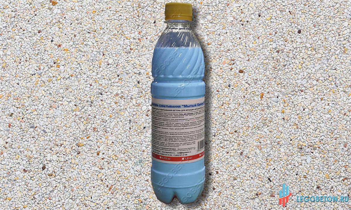 замедлитель для мытого бетона купить