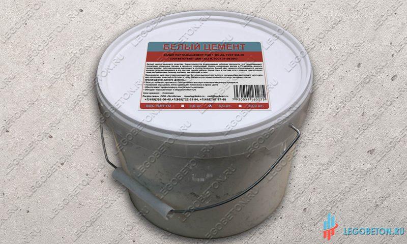 Расфасованный цемент 5 кг
