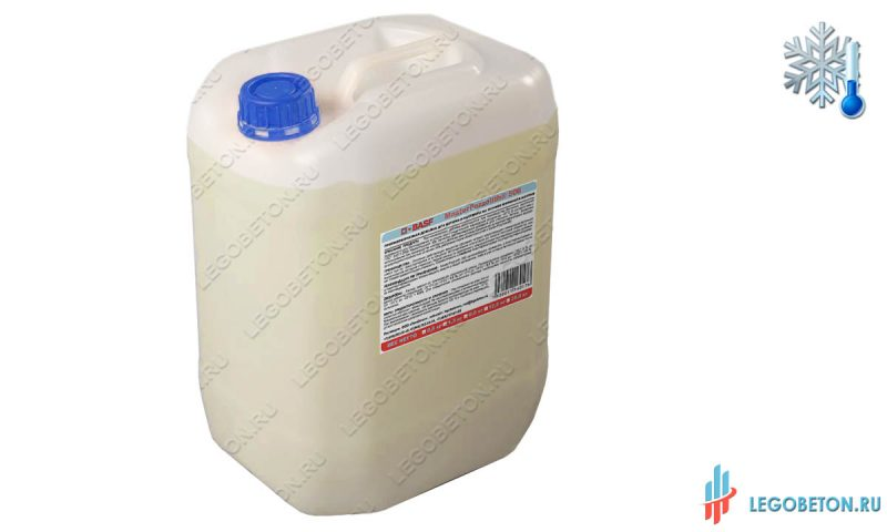 противоморозная добавка в бетон MasterPozzolith-506-(жидкая)