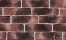 """фасадная плитка под кирпич """"Заводской"""" с комбинированной обьемно-поверхностной окраской под """"Седину"""" - R010"""