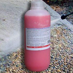 Мытый бетон (замедлитель схватывания)