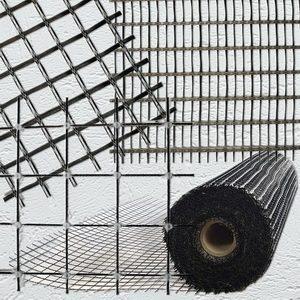 Композитная базальтовая сетка