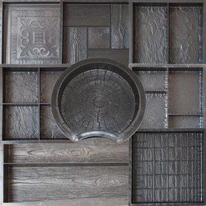 Пластиковые формы для тротуарной плитки, брусчатки, маф