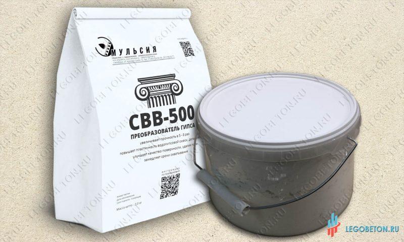преобразователь прочности гипса СВВ-500