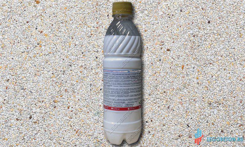 Замедлитель схватывания бетона гель купить раствор песчано цементный м50