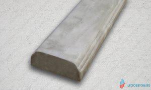 форма для изготовления перила балюстрады из бетона
