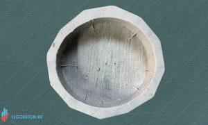 купить орма брусчатки Спил дерева - 18 см