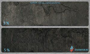 черный пигмент шунгитовый карелит-610 для окраски бетона купить в москве