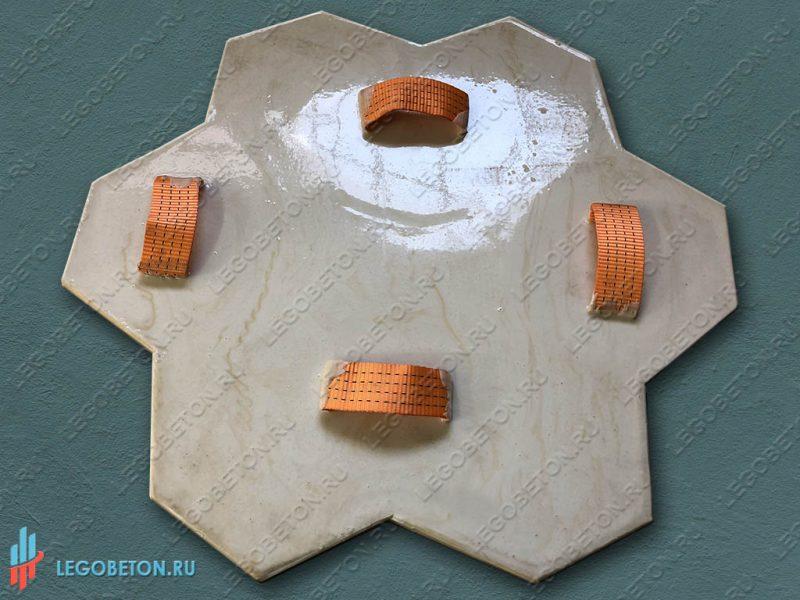 3010c-штамп рваный камень с ручками(C)-2