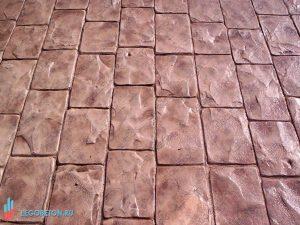 3030-штампованный бетон Лондон кабл-01