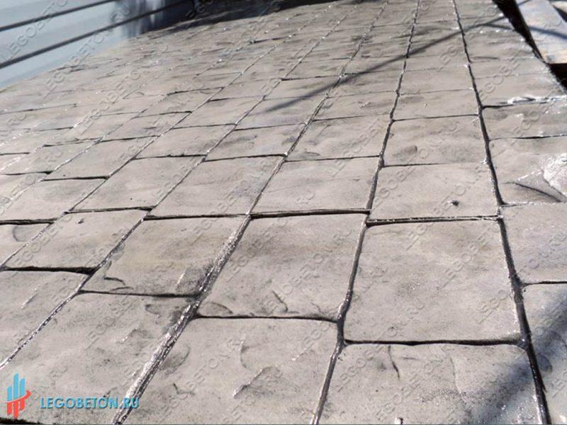 3030-штампованный бетон Лондон кабл-02