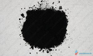 пигмент черный шунгитовый К-610 (тонкомолотый порошок) купить в москве