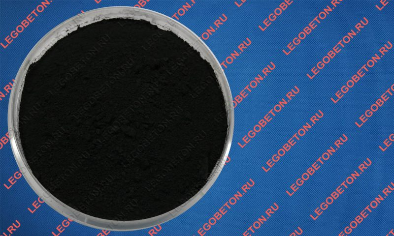 пигмент-черный-шунгитовый Карелит-610