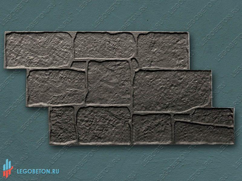 штамп для печатного бетона песчаник-01