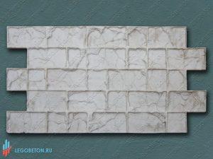 штамп для печатного бетона замковая брусчатка-1 купить в москве