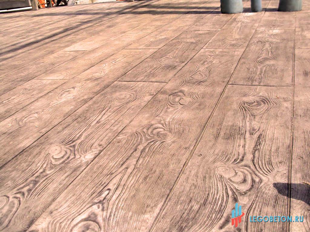 бетон доска