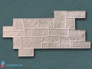 форма для штампованного бетона Греческая мостовая-1 купить в Москве