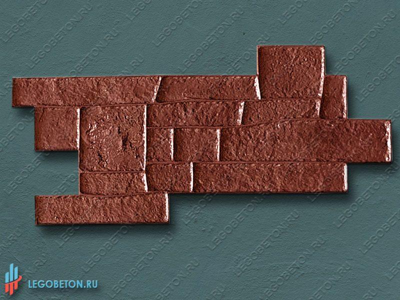 полиуретановый штамп для печатного бетона и декоративной штукатурки Греческая мостовая (стандарт)