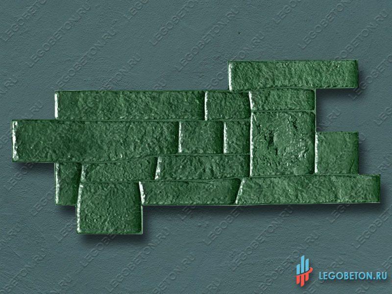 профессиональный полиуретановый штамп для печатного бетона Греческая мостовая