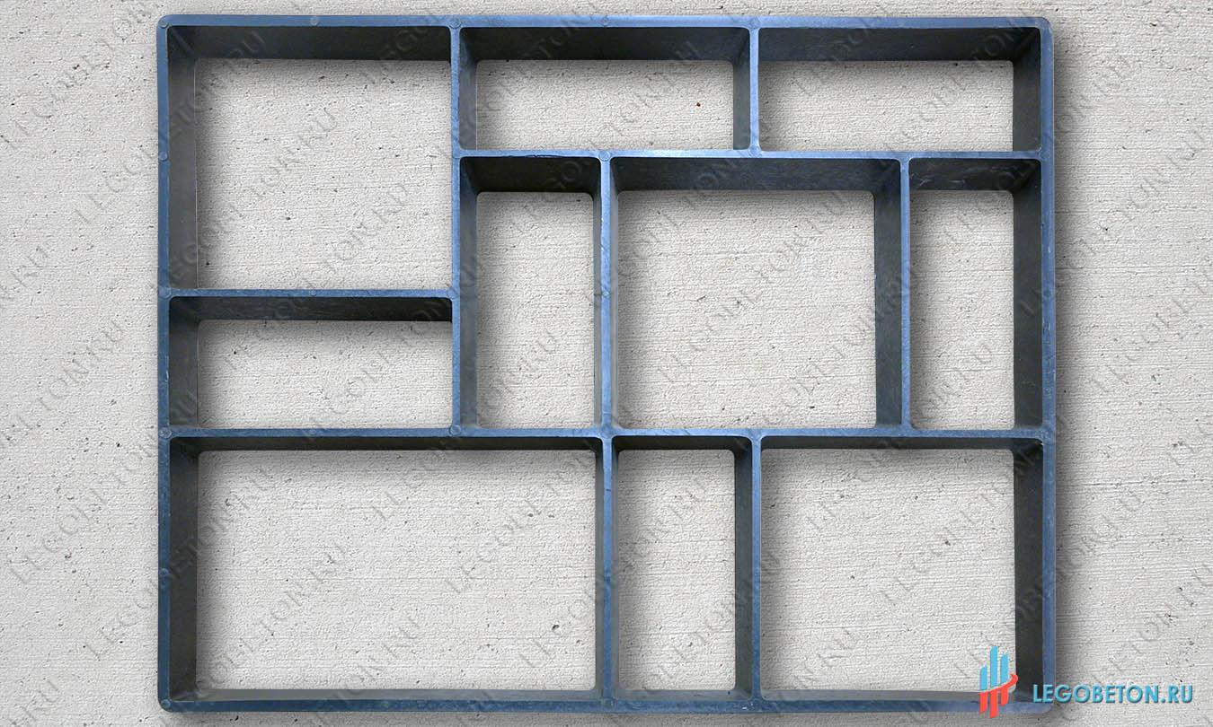 формы для заливки бетона для дорожек купить