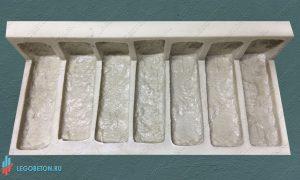 форма для облицовочной плитки Венеция угол литой купить в Москве