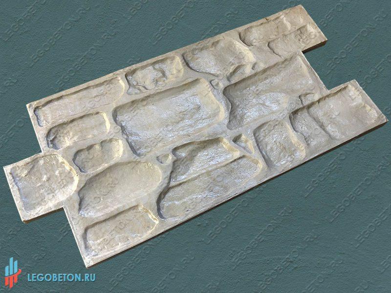 штамп для печатного бетона английский камень-01