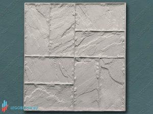 штамп для печатного бетона Двойная брусчатка купить в москве