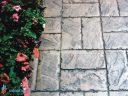 Штампованный бетон Двойная брусчатка своими руками