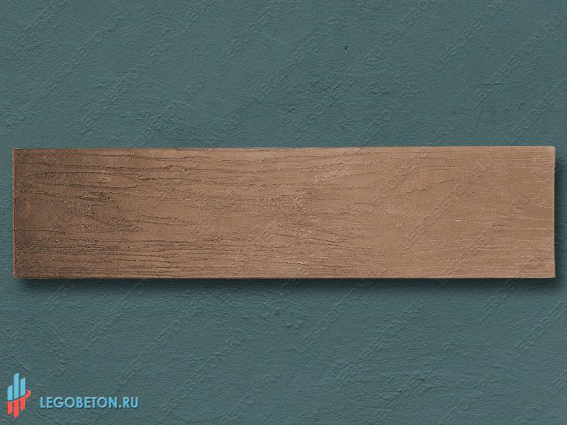 форма для штампованного бетона Доска напольная (120х30)