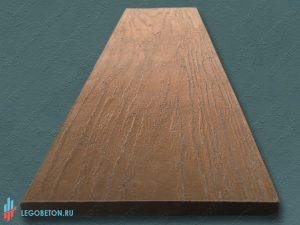 купить штамп для печатного бетона Доска напольная (120х30) со склада в Москве