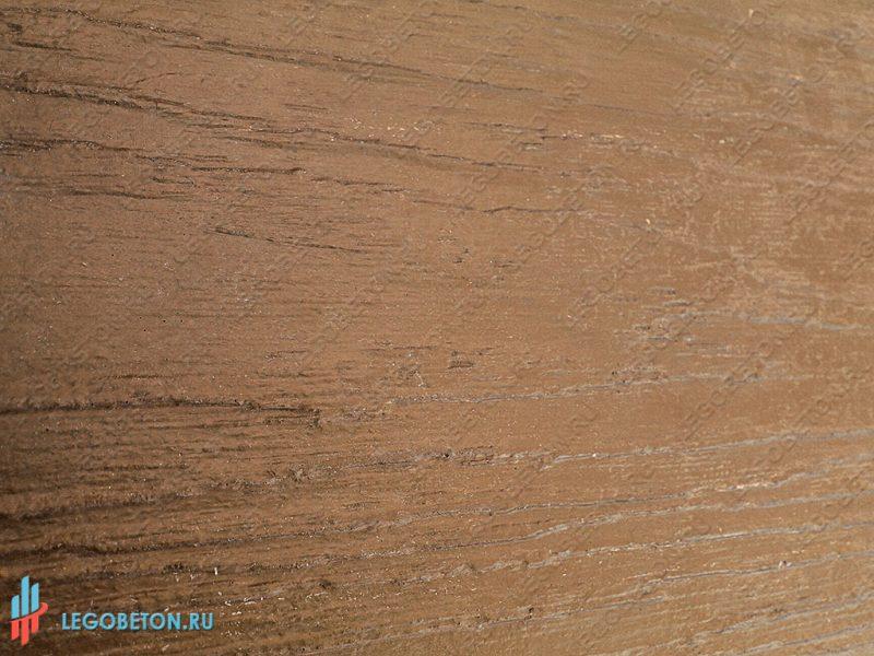 фактура поверхности штампа Доска напольная (120х30)