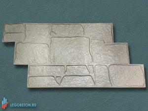 штамп для бетона - Песчаник галтованный - f3120 купить в Москве