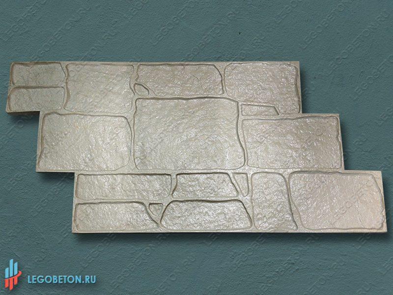 штамп для бетона — Песчаник галтованный — f3120-1