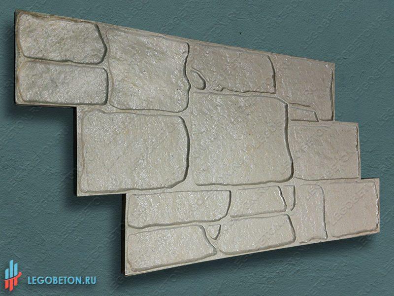 штамп для печатного бетона — Песчаник галтованный — f3120-2
