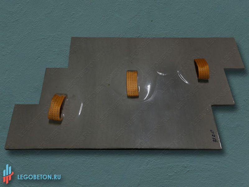 штамп для бетона — Песчаник галтованный — f3120-3