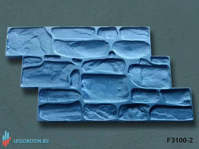 штамп для печатного бетона Английский камень -F3100-2-проф