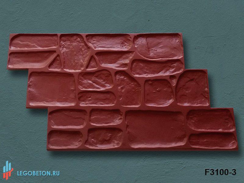 штамп для печатного бетона Английский камень -F3100-3-проф