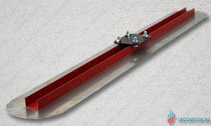 Гладилка для бетона финишная усиленная (лопасть) купить в москве