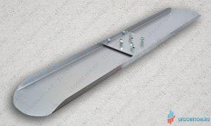Терка для бетона стартовая (лопасть) 1200 мм купить в москве