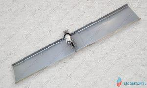 Гладилка для бетона стартовая прямоугольная с поворотным механизмом неразборная купить в москве