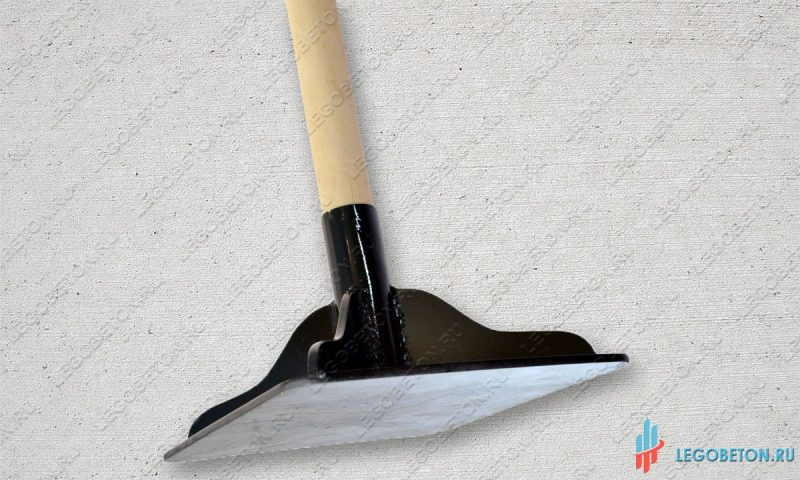 ручная трамбовка для штампованного бетона (1)