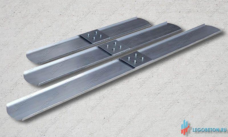 Гладилка для бетона (лопасть)  увеличенная  стартовая