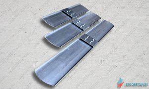 Терка для бетона стартовая (лопасть) увеличенная купить в москве