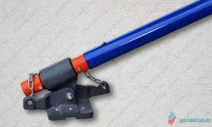 Ручка-удлинитель стандартная для гладилки печатного бетона купить в москве