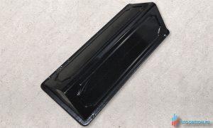 форма квадратного столба балюстрады материал-АБС(премиум) купить в москве