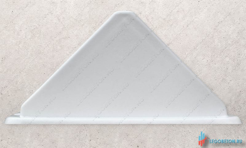 форма для изготовления из бетона квадратного столба балюстрады-УПП(премиум)