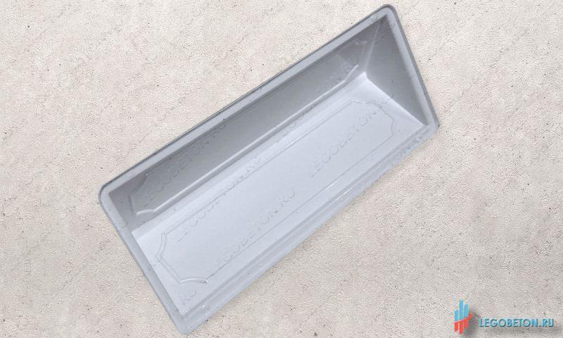 пластиковая форма квадратного столба балюстрады-УПП(3 мм)