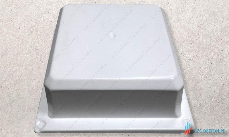 форма основания столба балюстрады-УПП(премиум)