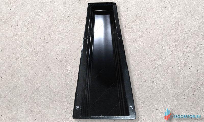 форма для перила балюстрады из бетона прямые материал АБС(премиум)